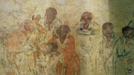 shaolin temple negro black africa monks