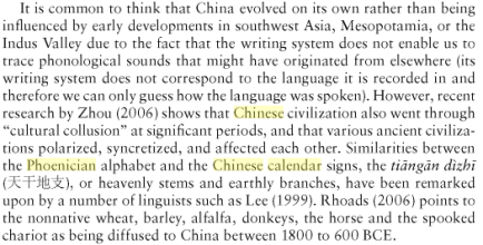 Emergent Lingua Francas and World Orders: The Politics and Place of English as a World Language, By Phyllis Ghim-Lian Chew, PG 155