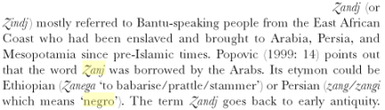 Uncovering the History of Africans in Asia, edited by Shihan de Silva Jayasuriya, Jean-Pierre Angenot, PG 9