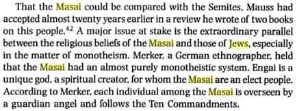 Marcel Mauss: A Centenary Tribute, By Wendy James, Marcel Mauss, N. J. Allen, PG 52