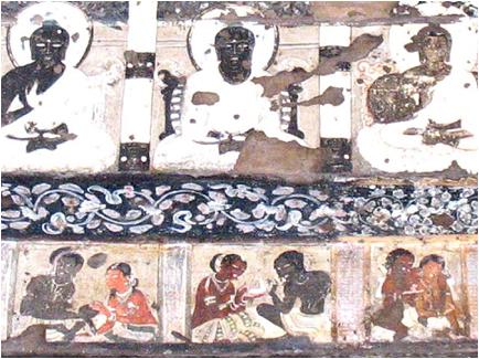 black buddhist stella
