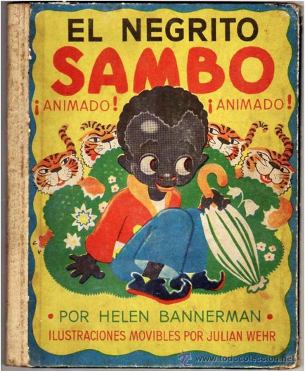 Little black sambo 2