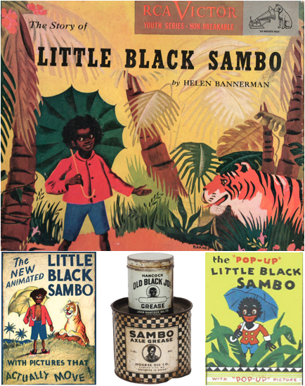 lil black samba