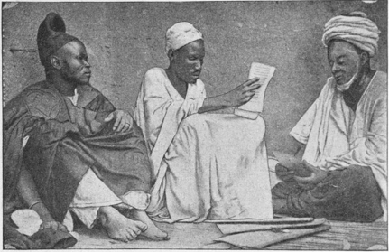 Marabouts of Niger