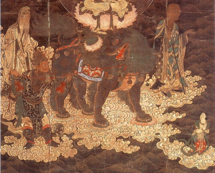 Mogao cave painting