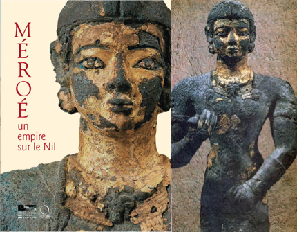 Discovered in 1974, the statue of the 'Archer King'