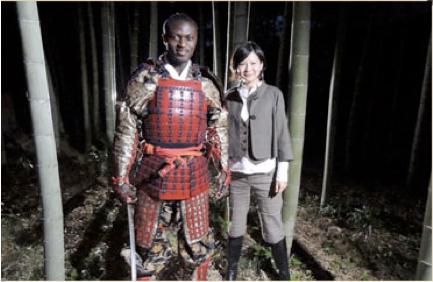 yasuke samurai 2