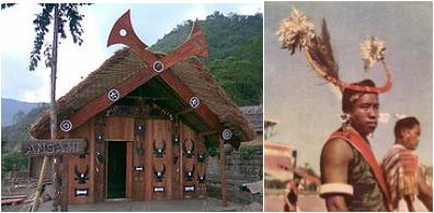 Naga sukka hut