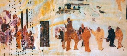 Zhang Qian silk-road(2)-1