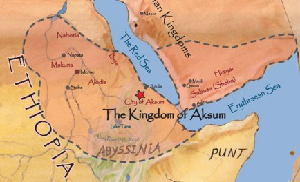 kingdom of aksum saba sheba