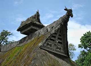 Traditional Architecture of Indonesia