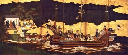 nanban trade ships