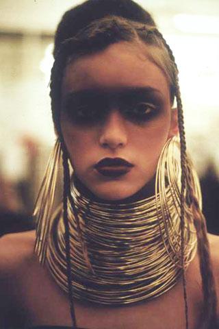neck ring fashion