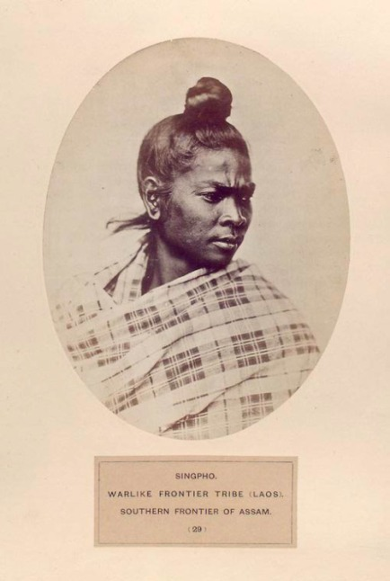 singpho warrior tribe