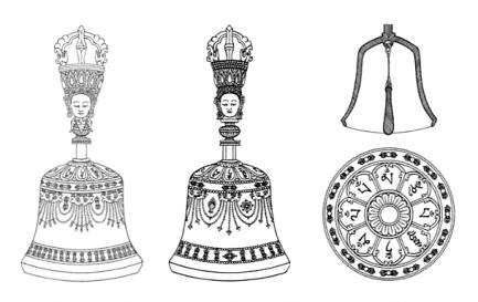 vajra-ghanta bell