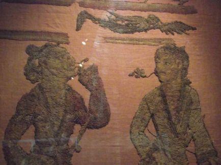 noin-ula burial site depiction of scythians