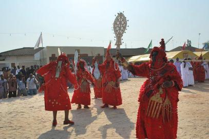 igue festival chiefs scythians africa