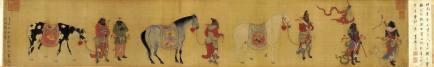 black mongols huns scythians