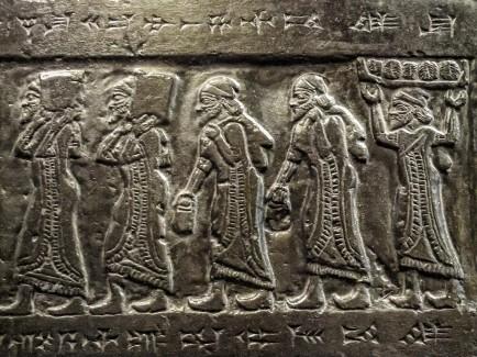 israelite tribute to assyrians