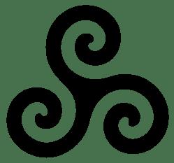 Triskele-Symbol