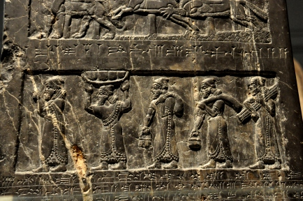 israelites tribute assyrian captivity