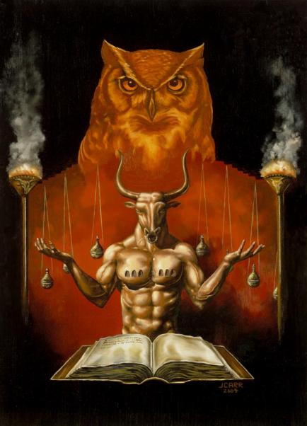 Moloch Molech Baal Ishtar Astarte Lilith Athena Owl Bohemian Grove