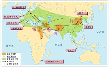 diaspora of 10 lost tribes from central asia scythians khumri omri cimmerians kimmerians map