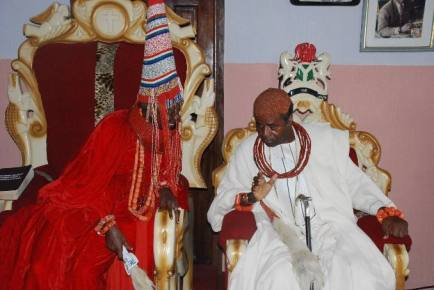 nigerian priest and king