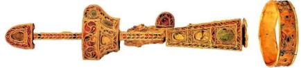 silla sword from korea