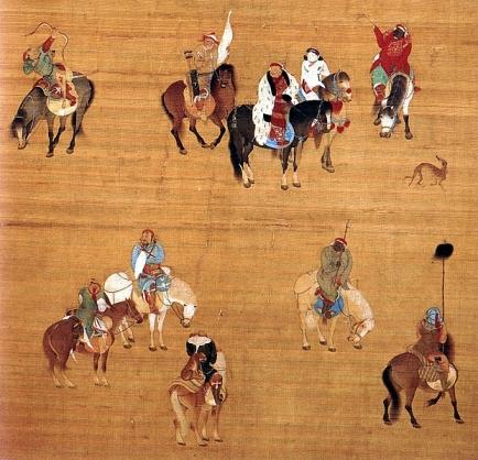 mongolian horde kublai khan