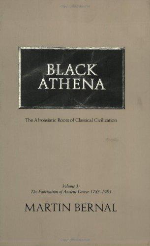 Black_Athena by Martin Bernal