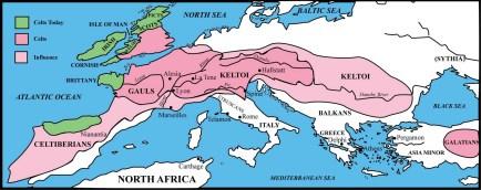 celt map