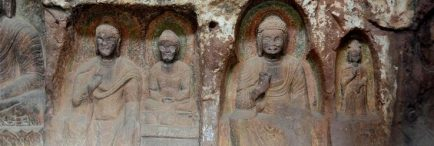 black buddhist