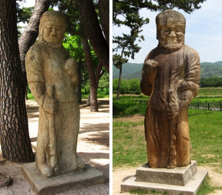 seokinsang statutes with central asian turban