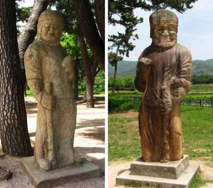 seokinsang statutes with central asian turban