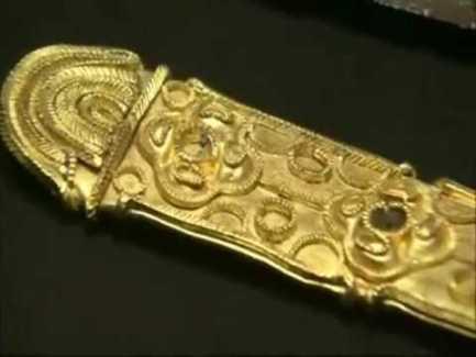 Korea Silla sword 2