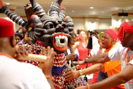 igbo-masquerade baal worship