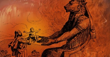 moloch child sacrifice