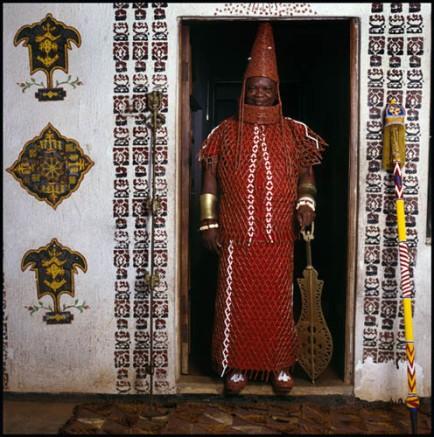 yoruba kings chiefs red coral