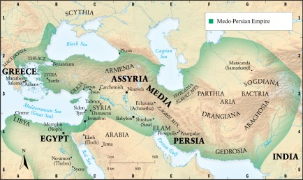 medo-persian-empire