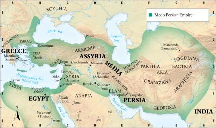 medo-persian-empire