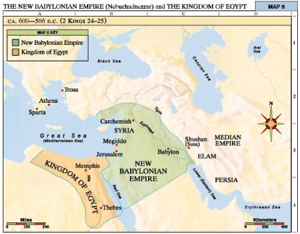 New Babylonian Empire