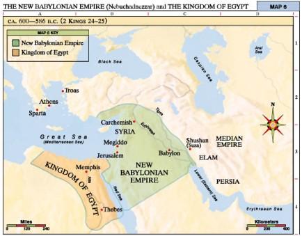 New Babylonian Empire