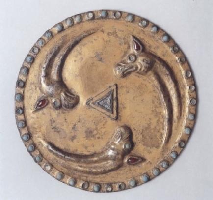 Sarmatian, Western Asia or Iran 1st century ad