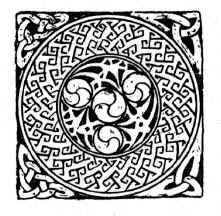 scottish sculptured stone