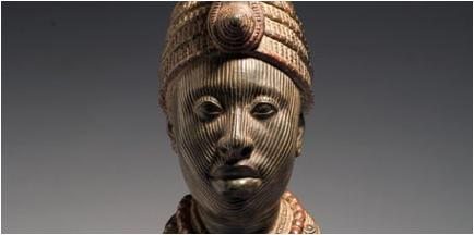 yoruba third eye statue