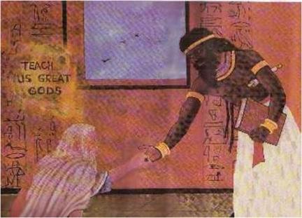 many israelites became idolatrous priests