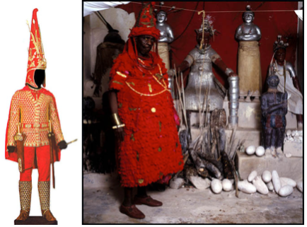 royal scythian nigeria yoruba chief