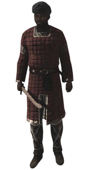 A Parthian (Iranian) Soldier