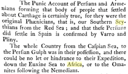 A Vindication of the Ancient History of Ireland: Wherein is Shewn, By Charles Vallancey, PG 46-47
